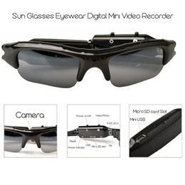 Discount video sunglasses - Lightdow Mini Sun Glasses Eyewear Digital Video Recorder Glasses Camera Mini Camcorder Video Sunglasses DVR