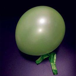 $enCountryForm.capitalKeyWord Australia - Supply air ball 50 latex balloon 10 inch 2.2 g light green pearl ballons baby birthday balloons wedding anniversary supplies