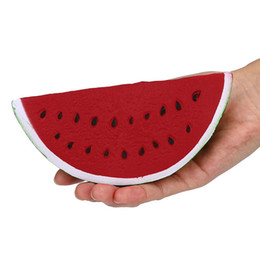 $enCountryForm.capitalKeyWord UK - Cute Kawaii Soft Squishy Squishi Stress Decor Watermelon Slow Rising Fruit Bun Soft Bread Kids Decompression Fun Toys
