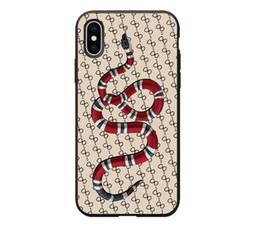 Опт 2019 Creative Tide бренд iPhoneXS MAX чехол для мобильного телефона Snake матовый чехол для мобильного телефона на заказ дизайнер чехол для телефона портативное зарядное устройство
