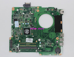 Hp Pavilion Motherboards Australia - Free Shipping for HP Pavilion 15 Series 828164-001 DA0U8AMB6A0 N2840 Laptop Notebook Motherboard Mainboard Tested