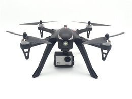 MJX Bugs 3 B3 RC Quadcopter sin escobillas motor 2.4G 6 ejes Gyro Drone con H9R 4K cámara profesional Dron helicóptero