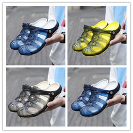 $enCountryForm.capitalKeyWord Canada - Men's Garden Clog Shoes Quick Drying Slippers Sandals Size:40-45 AK805