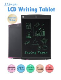 drawing tablets 2019 - 12 Inch LCD Graphics Tablet Drawing Writing Board ultra-thin Handwriting Pads Portable Electronic tablet E-Writing Kids