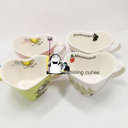 $enCountryForm.capitalKeyWord Australia - Wholesale- Moomin Mug Muumi Heart Peach Style Special Cartoon Mug Gift Collection