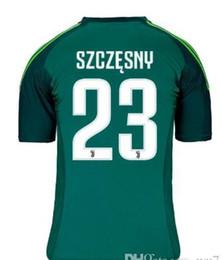 2e484a393 ... sale 2018 2019 soccer jersey goalkeeper 1 buffon 23 szczesny 18 19  ronaldo dybala soccer shirt