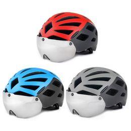 $enCountryForm.capitalKeyWord Australia - Ultra-light Safety Sports Road Bike Helmet Bicycle Helmet Mountain Bike MTB Cycling Red Black Blue 54-62CM