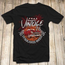 Speed S NZ - Hot Rod Car Men's T Shirts 100% Cotton Size S-4XL Made In USA Speed Vintage Race