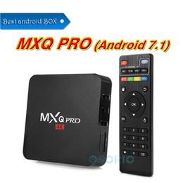 $enCountryForm.capitalKeyWord NZ - MXQ PRO MXQ 4K RK3229 Wifi Android 7.1 OTT TV Box 1GB 8GB Quad Core IPTV WIFI Better T95M T95X T95N X92