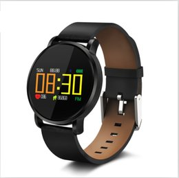 F1 Bluetooth Smart Watch NZ - ABAY F1 PRO Smart Bluetooth Bracelet Watch IP67 Blood Pressure Heart Rate Oxygen Monitor Sports Activity Tracker Android IOS