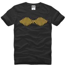 $enCountryForm.capitalKeyWord NZ - Harajuku Arctic Monkeys Rock Men's T-Shirt T Shirt For Men Summer New Short Sleeve O Neck Cotton Casual Top Tee Camisetas Hombre