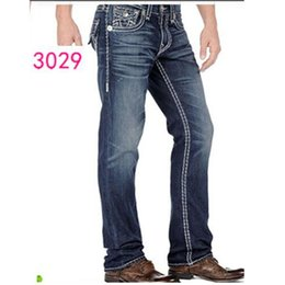$enCountryForm.capitalKeyWord Canada - American Style Mens True Jeans Cotton Denim High Quality Size 30 32 34 36 38 40 Free Shipping