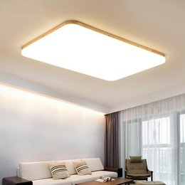 Kids bedroom lighting Baby Bedroom Rectangle And Square Led Ceiling Lights Iphone Ceiling Lighting Wooden Rings For Kitchen Kids Bedroom Home Modern Led Ceiling Lamp Fixture Dhgatecom Kids Modern Ceiling Lighting Online Shopping Kids Modern Ceiling