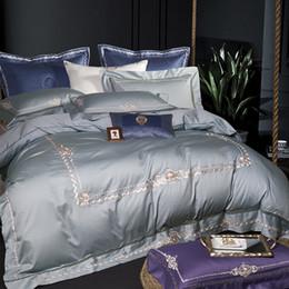 Luxus Lila König Größe Bettwäsche Online Großhandel Vertriebspartner