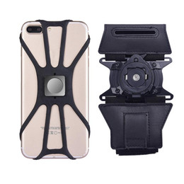 Chinese  Sport Gym Octopus Armband Case for X,8,7,6,6S,SE,5,5C,5S Adjustable Band manufacturers