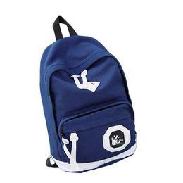 42627f099efae Leinwand Rucksack Weiblichen Beutel Japanisch Korean Fashion College Style  Student Bag Junior High School Reise Rucksäcke Schultaschen Taschen