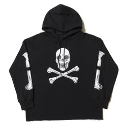 Chinese  Vlone Skull Hoodie Sweatshirt Men Women Jackets Tracksuit Hip Hop Streetwear Harajuku Winter Brand Coat Sport Hooded Fashion Pullover New manufacturers