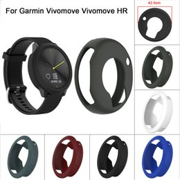 Cover For Smart Watch Australia - Silicone Protector Shell For Garmin Vivomove Vivomove HR Protector Cover Case For Garmin Vivomove Vivomove HR Sport Smart Watch