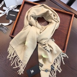 Discount thick headbands - Top 100% Cashmere Winter Scarf Man And Women Brand Big Size Scarves Men Pashmina Infinity Scarf Women Thick Shawls 200-7