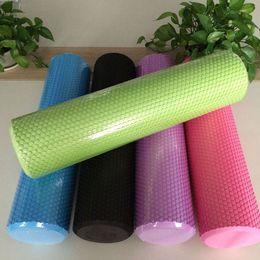 $enCountryForm.capitalKeyWord Australia - 60*15CM Yoga Fitness Equipment Blocks Pilates Fitness for Home Gym Exercises Physio Massage Roller Yoga Block
