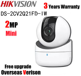 $enCountryForm.capitalKeyWord NZ - Hikvision DS-2CV2Q21FD-IW Mini WiFi PT Camera 2MP CMOS PT IP Camera Built-in Microphone and Speaker Network