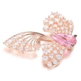 $enCountryForm.capitalKeyWord UK - NEW High quality zircon small goldfish Brooches pins for wedding bouquets broches mujer Lovely Animal Brooch