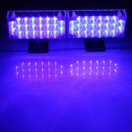 Flash grill online shopping - DC V Lumens x LED Alert Emergency Warning Light Grill Strobe Flash Lamp Blue Red Safety Strobe Light