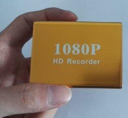 1ch sd dvr 2019 - 20Set Lot Super Mini 1Ch CCTV DVR Support SD Card Real-time HD 1080P Mini 1Ch AHD DVR Board AVI Video Compression Color