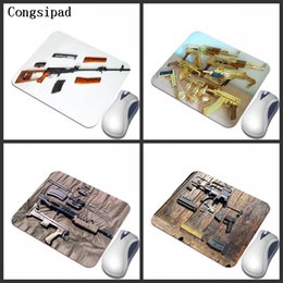 $enCountryForm.capitalKeyWord NZ - Congsipad Store 2018 New Csgo Gun Exploded View Mouse Pad Rubber Anti-slip Game Mouse Pad Laptop Table Mat Player Speed Gift