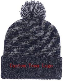 $enCountryForm.capitalKeyWord NZ - 2019 Autumn Winter hat men women Sports Hats Custom Knitted Cap Sideline Cold Weather Knit hat Soft Warm Cowboys Beanie Skull Cap