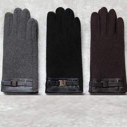 $enCountryForm.capitalKeyWord UK - 1 pair Fashion New Winter Warm Men's Gloves Mitten ipad iphone Touch Gloves Plus Velvet Drive Gloves Hot Item Stylish Gift