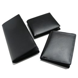 Chinese  Men Luxury Brand Genuine Leather Wallet Calfskin Cash clip, Classic Luxurious Metal Cufflink Man Jewelry Suit MB Cuff Links,option pen manufacturers
