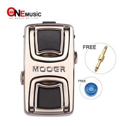 $enCountryForm.capitalKeyWord Australia - Mooer Leveline Volume pedal Mini Volume Pedal for Guitar Bass Keyboard Metal Shell True Bypass