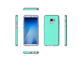 Discount clear rugged cases - ShockProof Hybrid Case For Iphone XS MAX XR X 8 7 Galaxy S9 S10 Note 9 8 on-slip Hybrid Hard Plastic+TPU Armor Rugged He