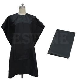 Salon Cloth Australia - Adult Salon Hair Cut Hairdressing Barbers Hairdresser Cape Gown Cloth Waterproof