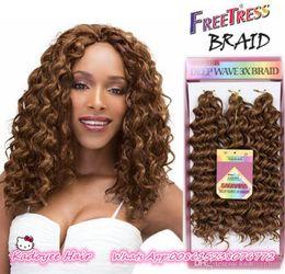 Black Hair Braids Hairstyles Australia - 2017 New Hairstyles Kanekalon Braid Jerry Curl Braids for Black Women Synthetic Hair Crochet Braids Bahamas Curl Hair Extension Kinky Curly