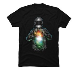 Chinese  cosmic inside Men's Graphic T Shirt - Design By Humans manufacturers