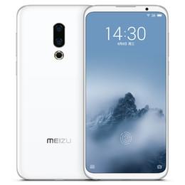 """Original Meizu 16e 4G LTE téléphone portable 8 Go de RAM 128 Go de ROM Snapdragon Octa Core Android 6.0 """"20,0MP d'empreintes digitales visage ID Smart Phone Mobile en Solde"""