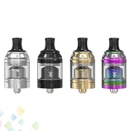 Chinese  Authentic Vandy Vape Berserker Mini MTL RTA Tank 2ml Single Coil top filling system with Changeable Tubes Vandyvape Atomizer DHL Free manufacturers