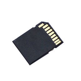 transflash adapter Australia - NOYOKERE 2PCS Hot Sale Popular Micro SD TransFlash TF to SD SDHC Memory Card Adapter Convert into SD Card