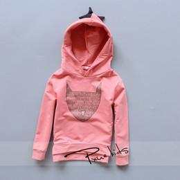 $enCountryForm.capitalKeyWord Australia - New cartoon Dinosaur boys sweatshirt, girls nova t-shirts kids Jackets & Coats Spring children hoodies Tops & Tees 90-140cm