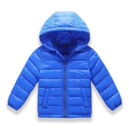 $enCountryForm.capitalKeyWord Canada - New Kids Winter Jacket for Girl Warm hooded Down jackets for boys Jacket Teens Girls Coat Children Winter Clothing Boys Coat