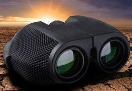 Telescope free shipping online shopping - high times X25 HD All optical green film waterproof binoculars telescope for tourism binoculars hot selling