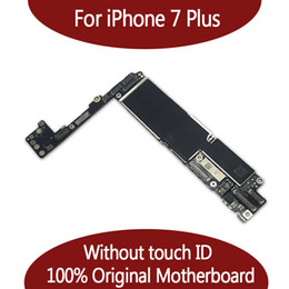 Unlock motherboard online shopping - For iPhone Plus G Motherboard without Touch ID NoFingerprint Original Unlocked Logic board by