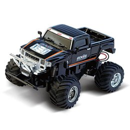 Small Child Toy Car UK - 1:58 remote small hummer a vehicle lamp rechargeable mini remote control model suvs children
