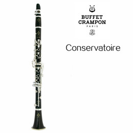 musical instrument clarinet 2019 - Brand New Buffet Crampon Conservatoire C12 Wood Clarinet Professional Bb Tube Musical Instrument B Flat Clarinet With Ca