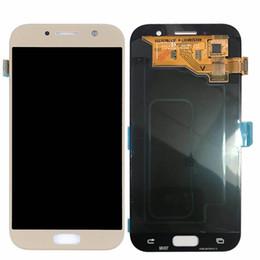 $enCountryForm.capitalKeyWord Canada - Super AMOLED LCD Display+Touch Screen For Samsung Galaxy A5 2017 A520f SM-A520F Screen