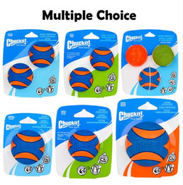 Pet Puzzle Toys NZ - Hoopet Pet Toy Dog Ball Cat Rubber Toy Interactive Puzzle Toy Chew Training Ball Pet Outdoor Supplies Teeth Cleaning