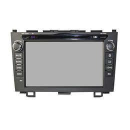 honda crv gps dvd Australia - Car DVD player for Honda CRV 2006-2011 8inch Octa-core Andriod 8.0 with GPS,Steering Wheel Control,Bluetooth,Radio