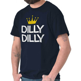 06e7b81b7877 Funny Sarcastic T Shirts Canada - Details zu Dilly Dilly Crown Budweiser  Funny Cool Gift Sarcastic